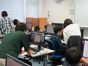 高専ハカセ塾 第2回熊本高専八代キャンパス会場活動風景