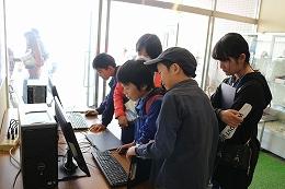 高専祭の様子 制御情報工学科
